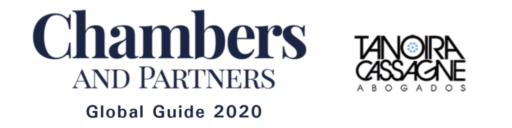 Chambers and Partners Global Guide 2020